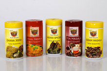 Tropical Heat Wide Range Of Herbs and Spices
