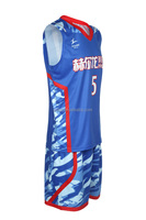 2015 new style full basketball sublimation jerseys basketball jersey