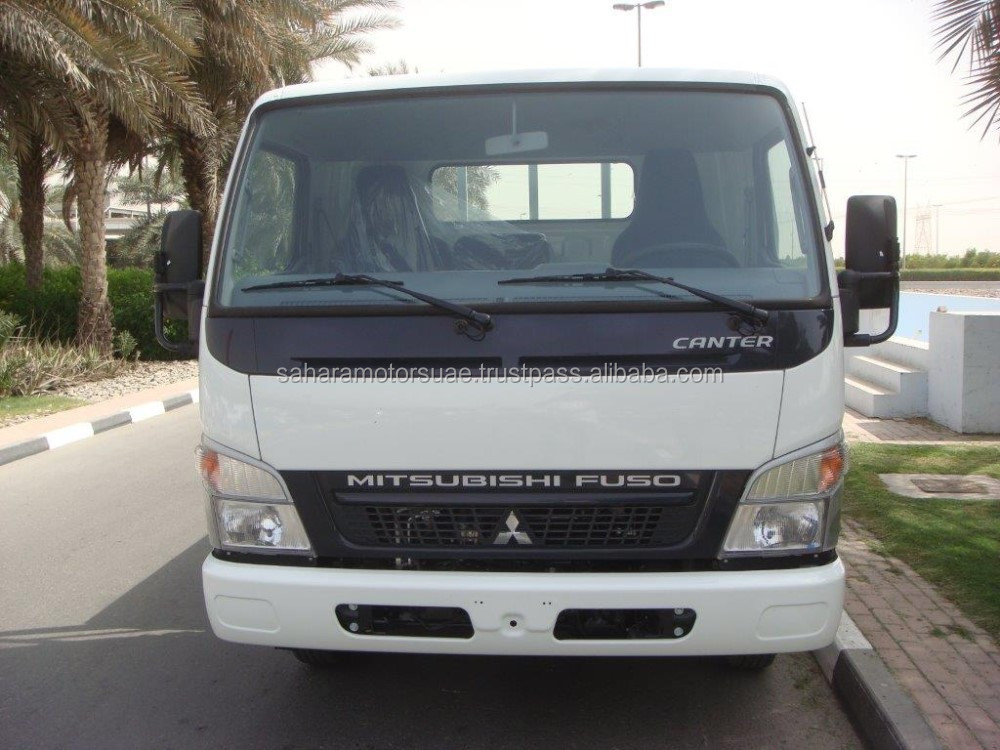 New Pickup Trucks for Sale - Mitsubishi Canter Fuso