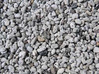 PUMICE / WHITE VOLCANIC / LAVA ROCK (Shiroiyogan)
