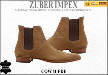 Hot Selling Chelsea Boots - Leather Chelsea shoes - Suede Chelsea boots - High Quality