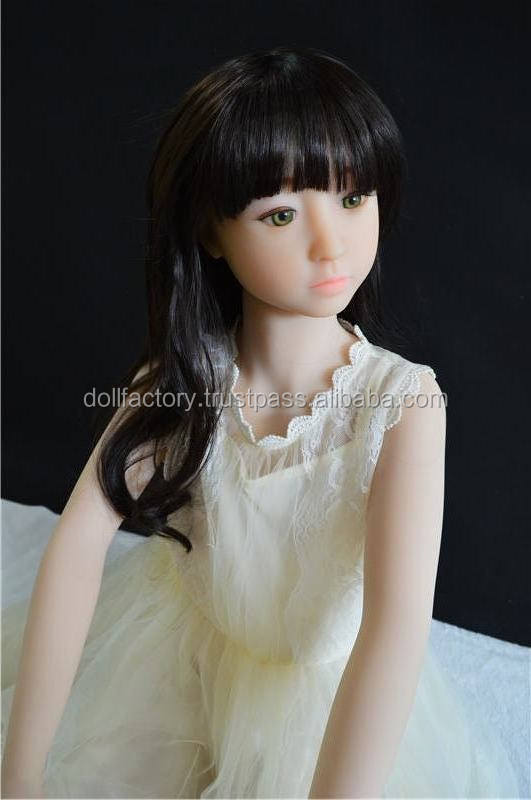 128cm Life size real silicone best quality sex doll high standard silicone full body doll