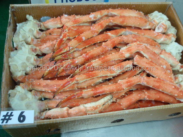 King Crab Live/Frozen
