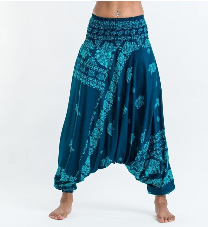 Cotton Harem Pants New Designs Yoga Pants Beachwear