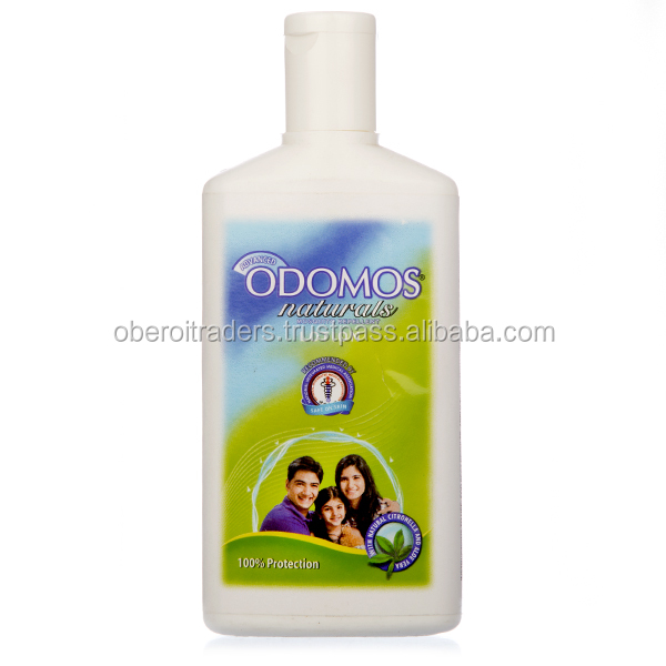 Odomos Naturals Lotion mosquito repellent 100ml
