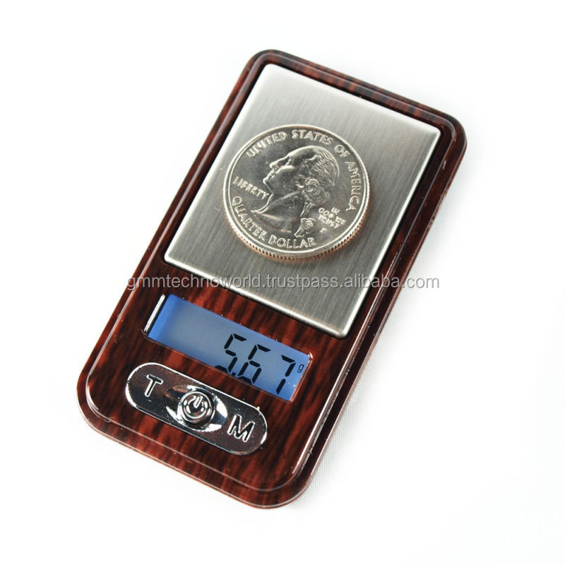 100g/0.01g Mini Digital Pocket Scales