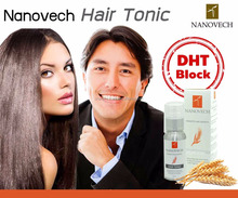 High Quality Anti-Hair Loss Tonic for Men (DHT Block) for promote Hair Growth from researcher in Thailand