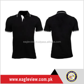 latest designs women apparel polo t- shirt
