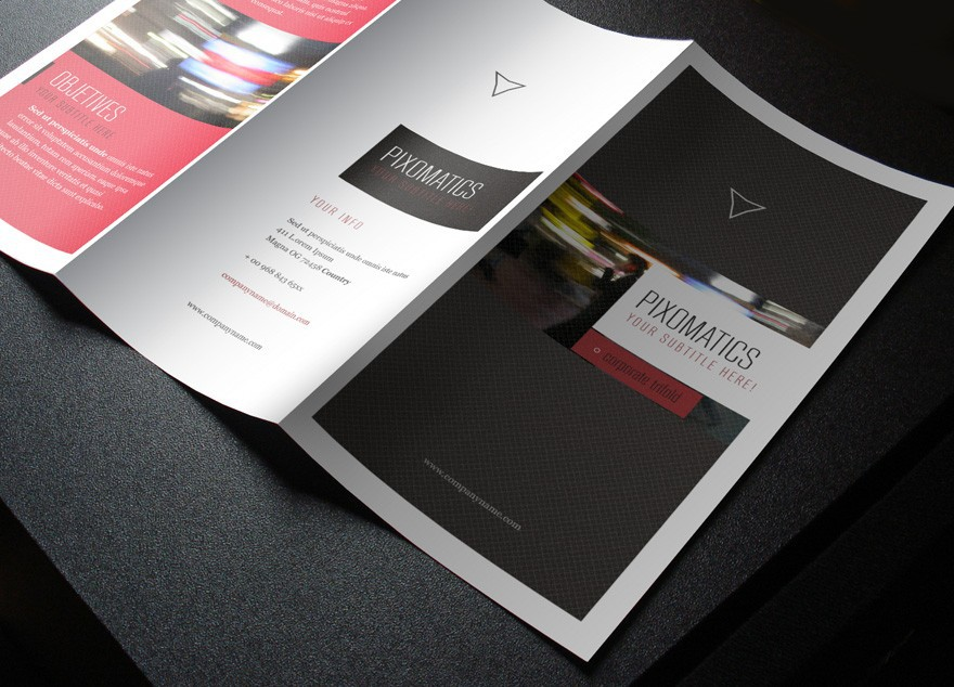 High Quality High Design Advertising Pamphlet Printing