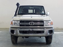 TOYOTA LAND CRUISER PICKUP HARD TOP 4.2L 2015 MODEL 5 DOORS