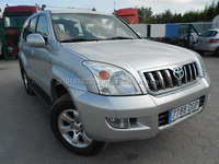 USED CARS - TOYOTA LAND CRUISER D-4D EXECUTIVE PRADO (LHD 6938 DIESEL)