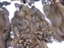 New Hot Selling Silky Soft Unprocessed Virgin Hair Bulk