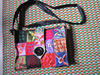 Colorful design travel lady brocade bag 2015, nice woman handbag eco - friendly