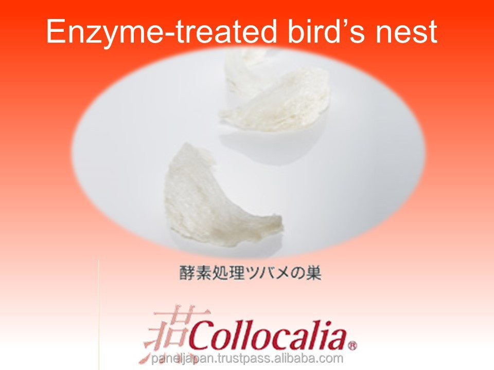 Japanese Collocalia Extract Powder for Health Food for skin beauty, anti-virus, collagen thickening and bone metabolism