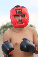 Best Quality PU & Cowhide Leather Boxing Head Guard, Sparring Head Guard,