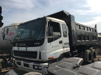 Good condition Isuzu dump truck for sale, with cheap price