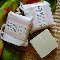 Handmade Ylang Ylang & Rose Floral Soap w/ Olive oil, Copahu Balm, Skin balance
