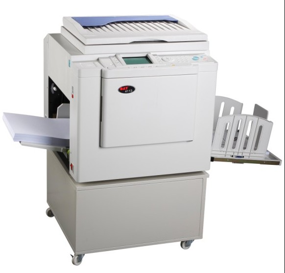 High Speed Printing Machine with Computer Connectivity