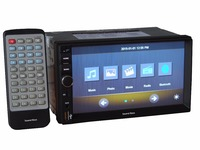 Sound Boss MP5 PLAYER WITH REAR VIEW CAMERA Connectivity & Bluetooth Wireless With Phone Caller Id Receive with Touch Screen
