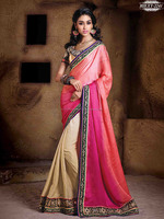 Dhaka Saree | Fancy Saree Blouse Designs