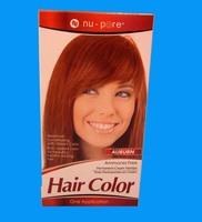 Nu-Pore Hair Color Auburn