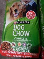 Quality Purina Dog Chow Dry Dogs food