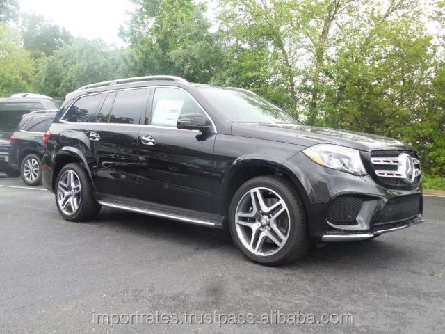 Export/Import Ready 2017 GLS550 AWD SUV