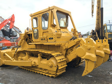 D85 used komatsu bulldozer, also D21,D30,D50,155 bulldozer for sale