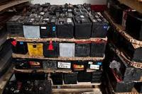 car used not scrap 12v battery for sale 46B24R/46B24L