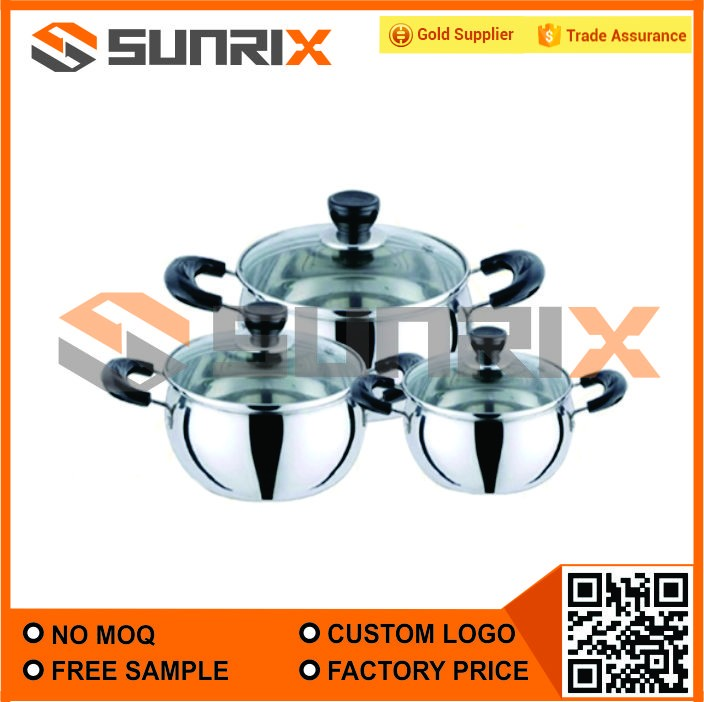 Three Layer Steamer Pot