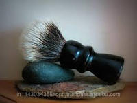 shaving brushes handle made of Resin\Buffalo Horn