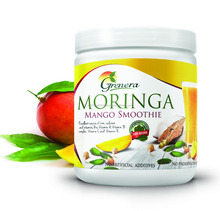Food Dietary Supplement Moringa Fresh Fruit Smoothie To Drink.