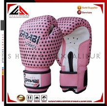 4-Oz Kids Boxing Sparring Punching Bag Training Gloves Junior Pink