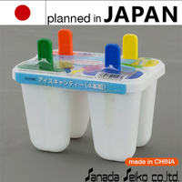Plastic popsicle maker| Sanada Seiko Plastic High Quality planned in japan | popsicle ice cream cart