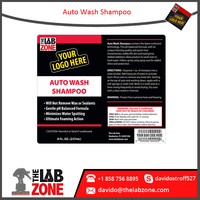 Auto Wash Shampoo with Ultimate Foaming Action