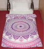 Indian Star Mandala Duvet Cover Queen Quilt Cover Hippie Throw Bed Cover