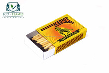 Zebra Brand Wooden Safety Matches, Household Matches from india