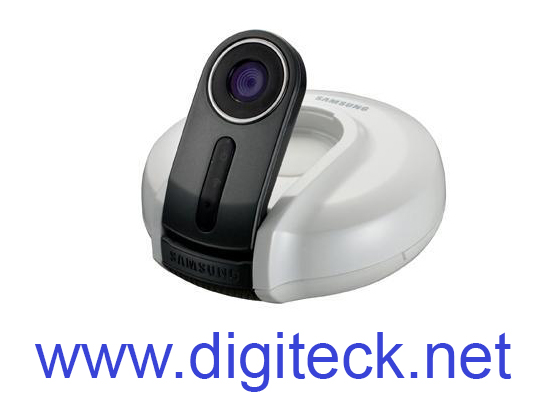 SS324 - SAMSUNG SNH-1010N SMARTCAM WIFI VIDEO BABY MONITOR SMARTPHONE COMPATIBLE NIGHTVISION WITH BUILT-IN SPEAKER/MIC