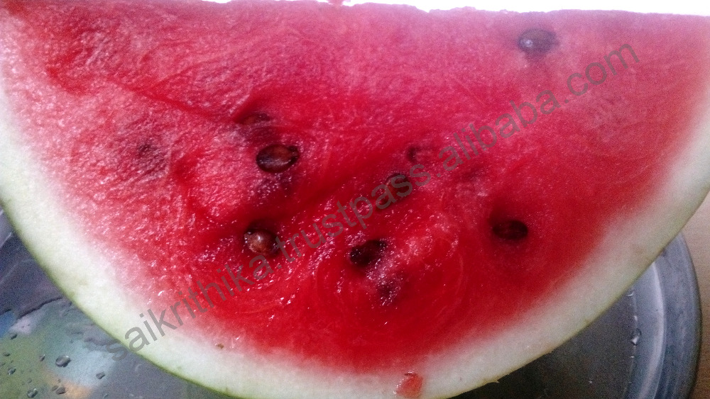 Fresh Juicy Watermelon