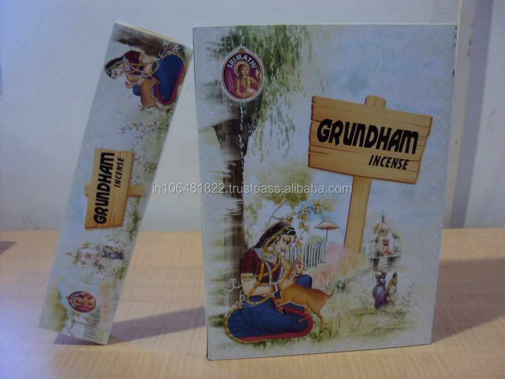 South Indian Jasmine Flavour Incense Sticks