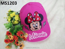 Mickey Embroidered Kid Cap