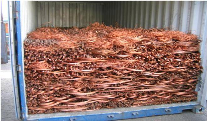 Factory Supply Mill berry Copper, Copper Wire Type copper scrap mill berry