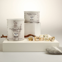 "Liposoluble depilatory wax Crystal by ""Ciesse s.r.l. (Italy)"