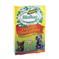 Dog Waste Bag, 50 ct by BioBag