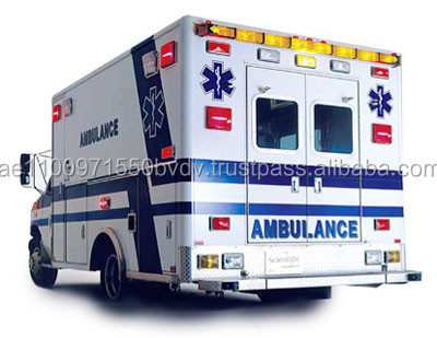 AMBULANCE DUBAI - Ford Super Duty