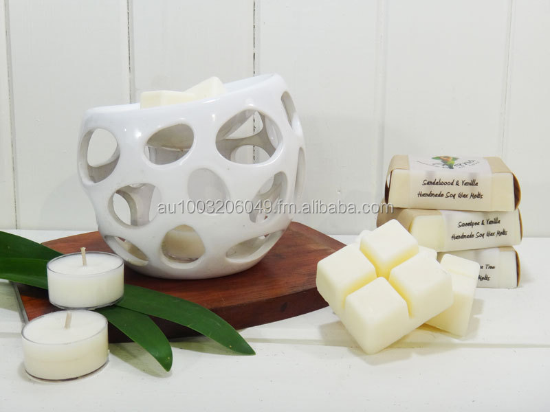 Handmade in Australia 100% Natural Soy Wax Melts - Essential Oils