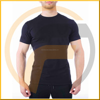 Custom Hot style running sports wear dry fit running shirts