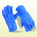 Cow Split Leather Welding Gloves Welder Gloves