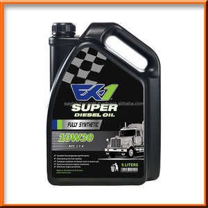 EX-1 Synthetic Diesel Engine Oil, SAE 10w30 CJ-4 5L [Automotive Lubricants, Fully Synthetic High, Premium, Top Quality ]