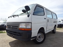 High quality and Good condition used toyota hiace long dx at reasonable prices